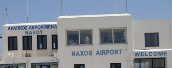 naxos airport taxi transfers and shuttle service