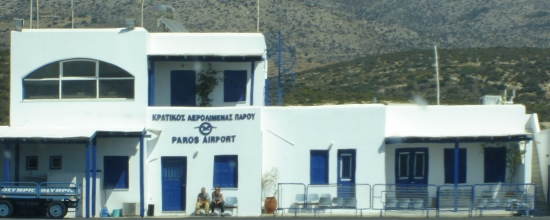 paros airport taxi transfers and shuttle service